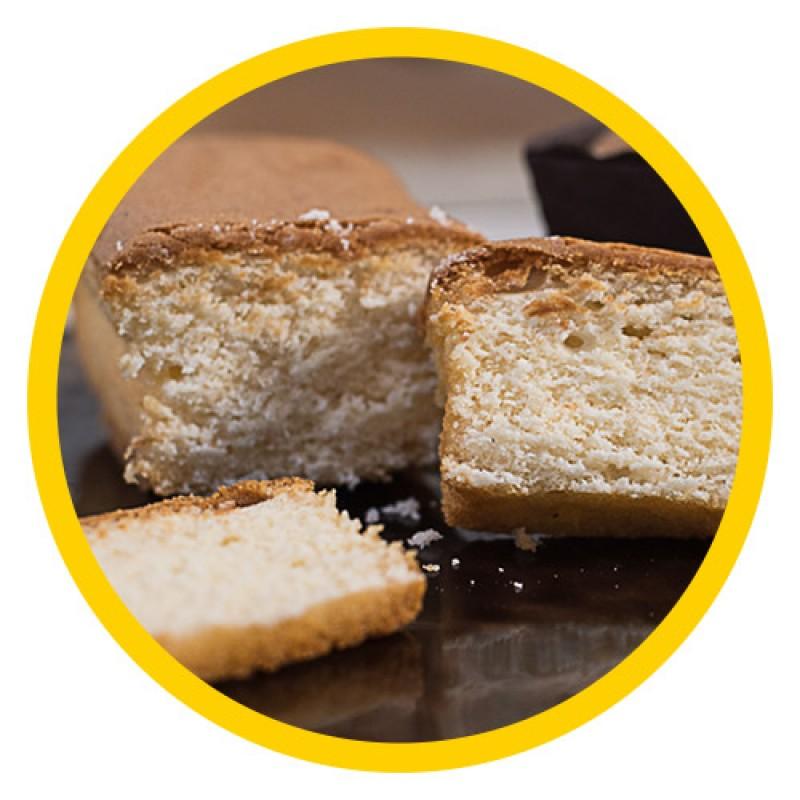 Ατομικό Cake Vanilla 60g - Διατίθεται στον Ν. Αττικής
